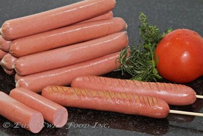 Euro-Swiss Hotdog (900g)