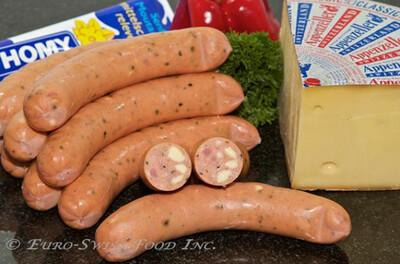 Euro-Swiss Cheese Hungarian (700g)