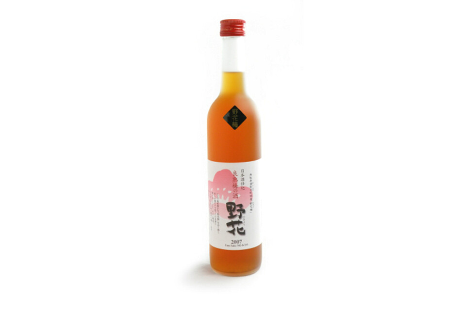 Nokyu Umeshu (Plum-Infused Saké 500mL)