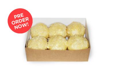Chuck's Deli + Bakery Fresh Classic Cheese Ensaymada by 6