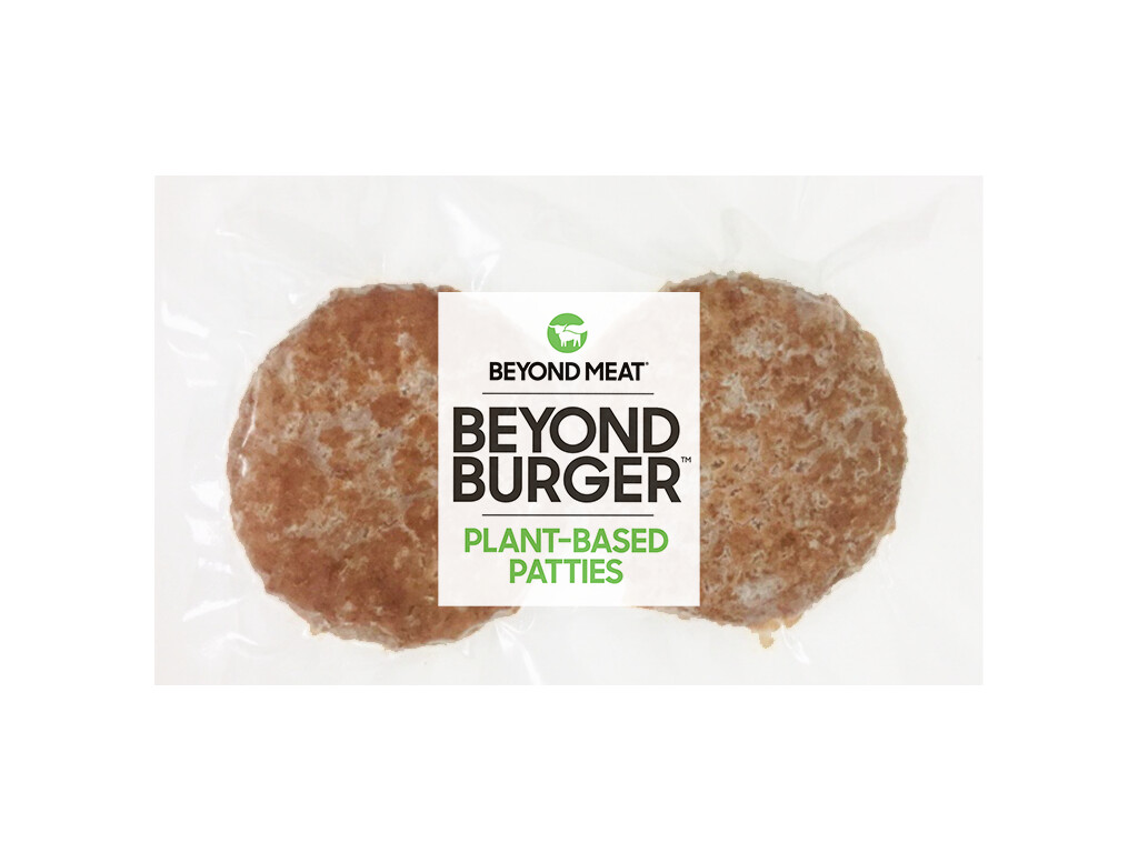 Beyond Meat Beyond Burger Plant-Based Patties (185g)