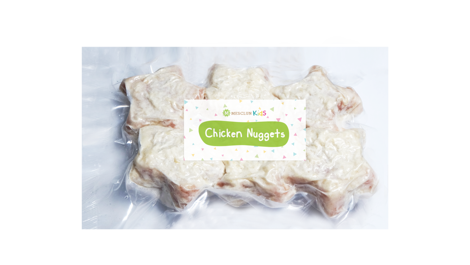 Chicken Nuggets by 6 (300g)