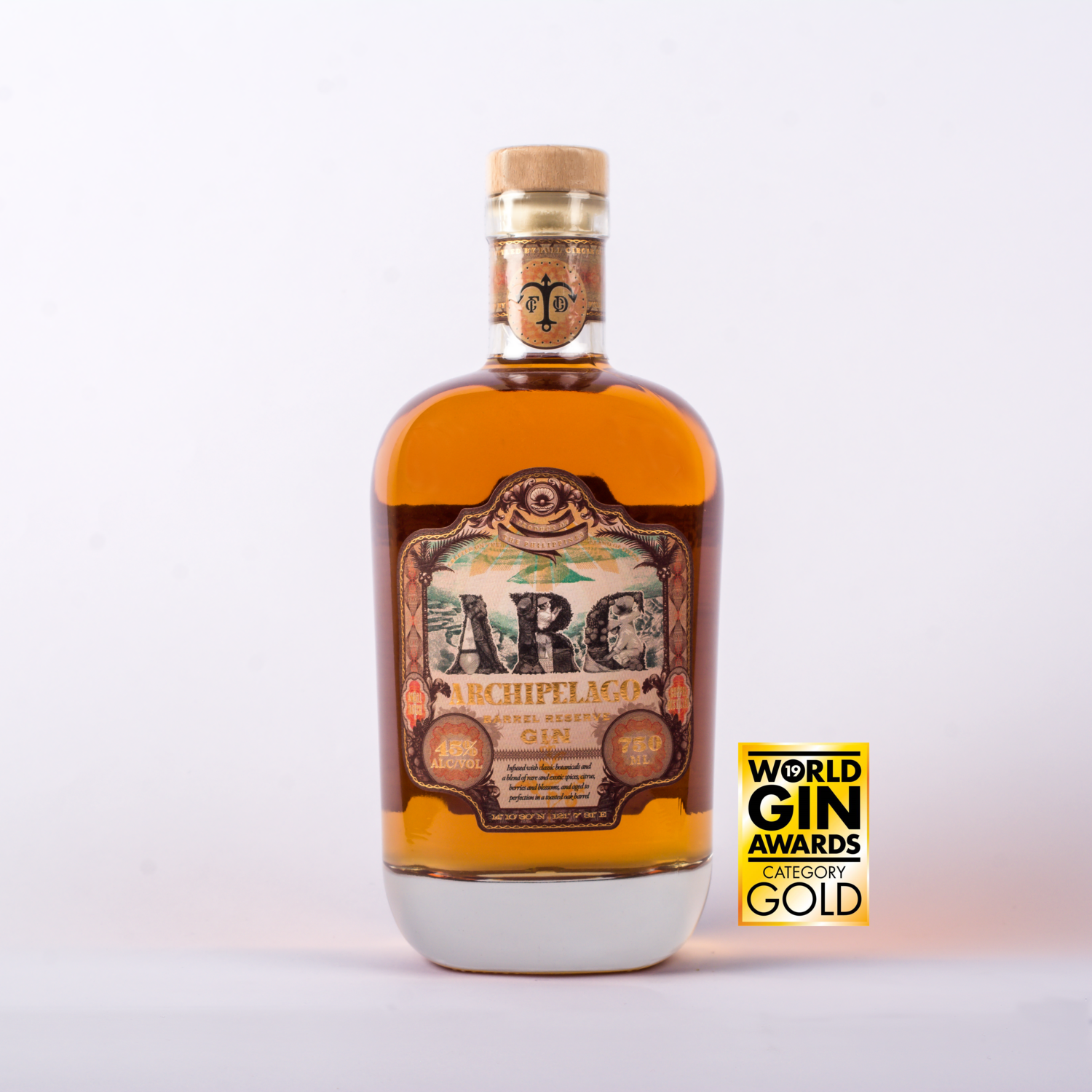 ARC Barrel Reserve Gin (750mL)