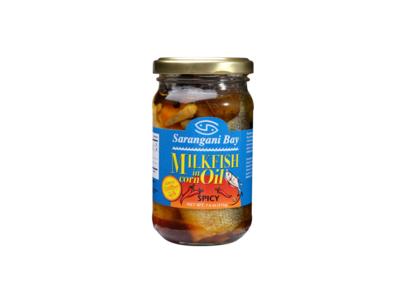 Sarangani Bay Milkfish in Oil (Spicy - 7.6oz)