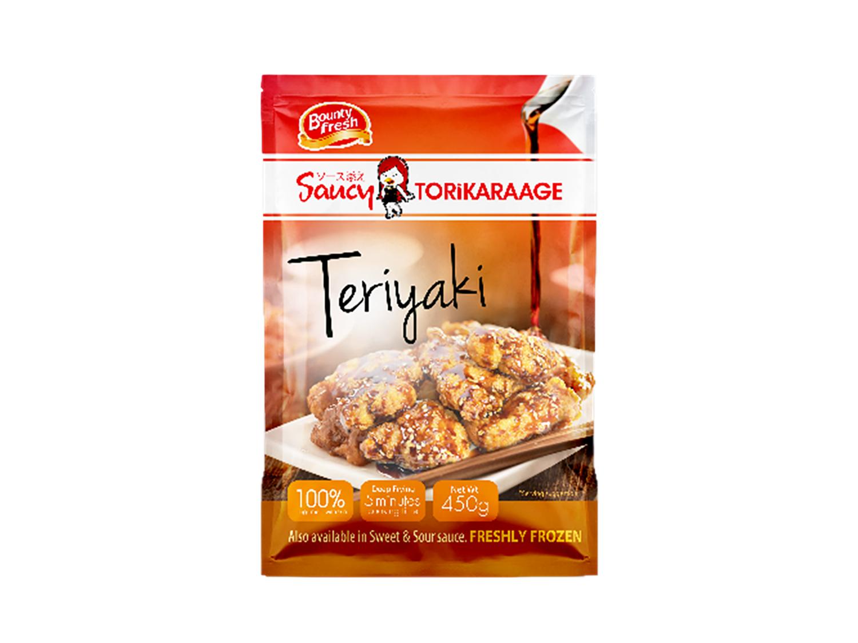 Bounty Fresh Torikaraage Teriyaki (450g)