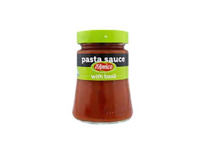 D'Amico Tomato Basil Pasta Sauce (290g)