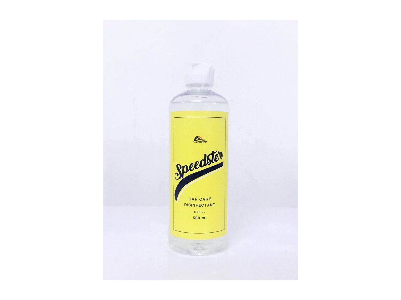 Speedster Car Care Disinfectant Refill (500mL)