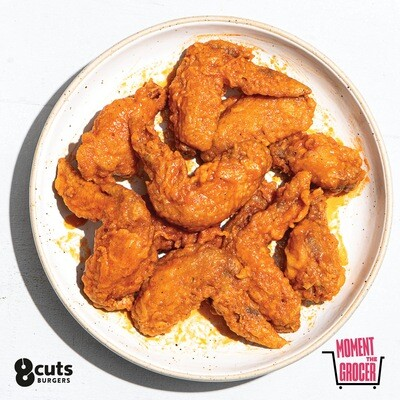 8Cuts Them Buffalo Wings