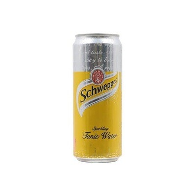 Schweppes Sparkling Tonic Water by 6