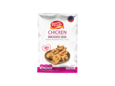 Bounty Fresh Chicken Breaded Skin (350g)