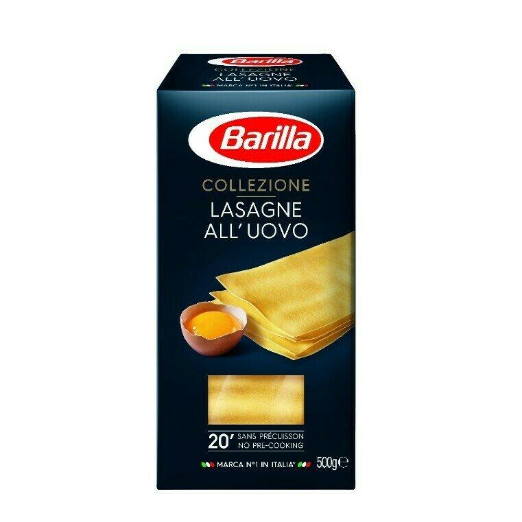 Barilla Lasagna All'Uovo (500g)