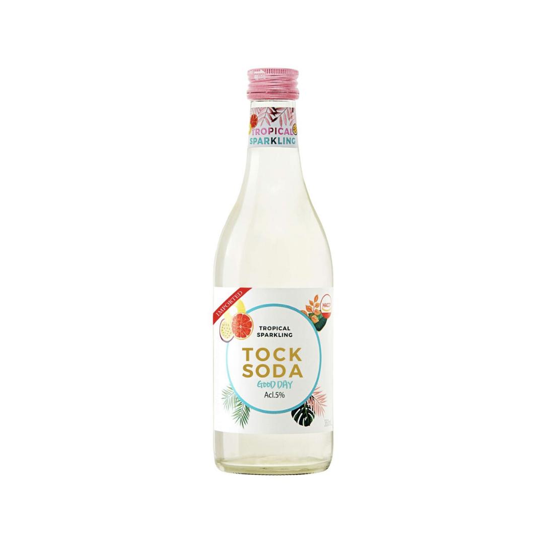 Tropical Sparkling Tock Soda (360mL)
