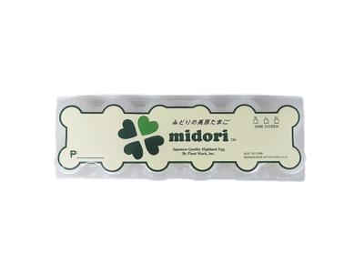 Midori Japanese Quality Highland Egg by 12