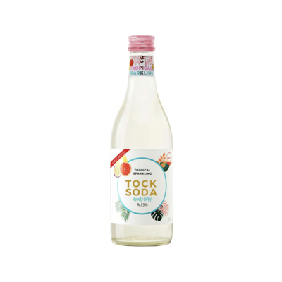 Tropical Sparkling Tock Soda (360mL)