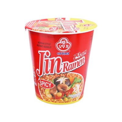 Ottogi Jin Ramen Cup Hot (65g)