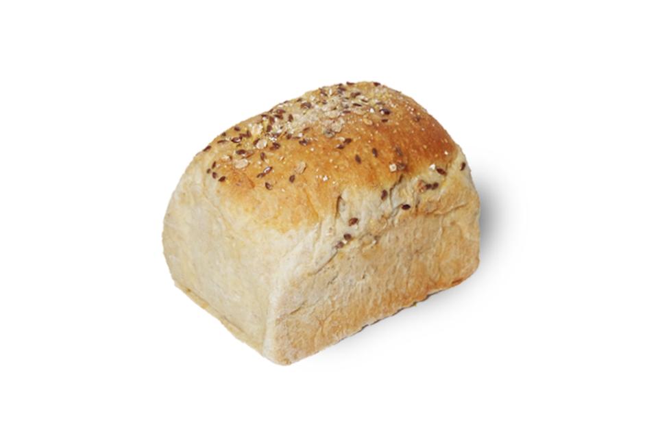 Chuck's Deli + Bakery Fresh Frozen Whole Wheat Multigrain Loaf (300g)