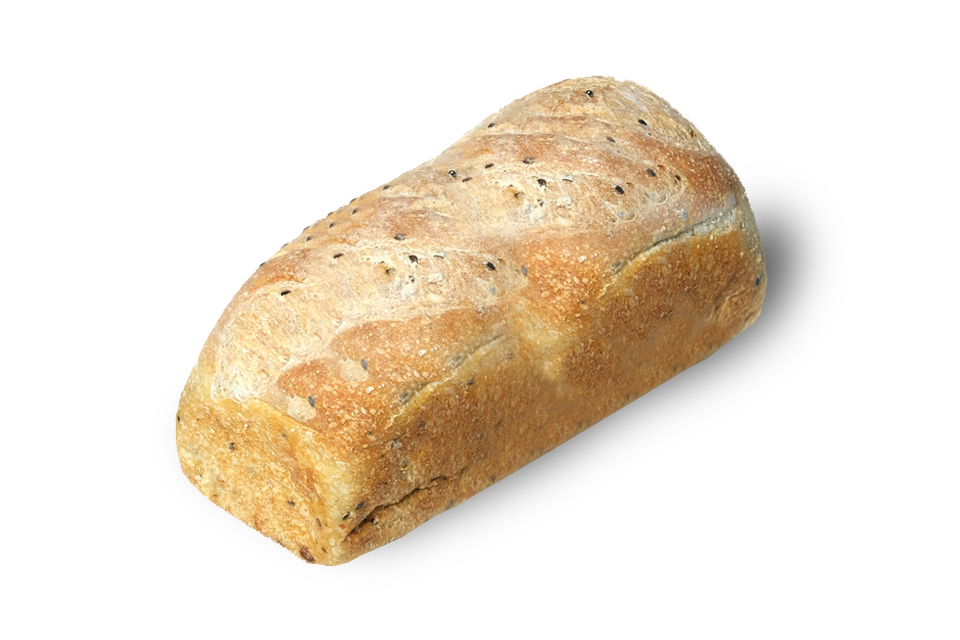 Chuck's Deli + Bakery Fresh White Multigrain Loaf (1000g)