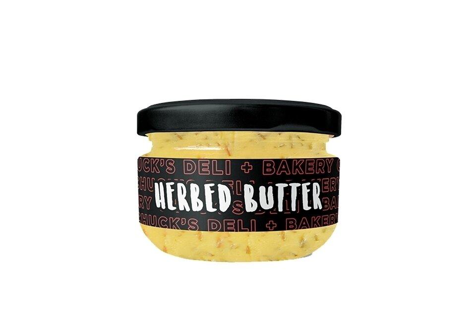 Chuck's Deli + Bakery Herbed Butter