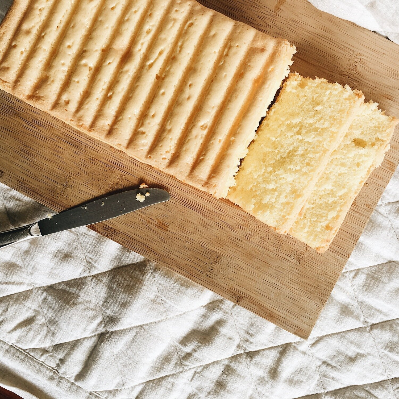 Vargas Kitchen Buttercake (Small)