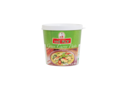 Mae Ploy Green Curry Paste (400g)