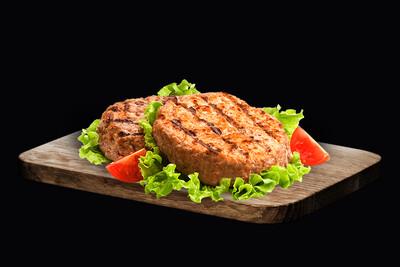 Chuck's Deli + Bakery Angus Beef Patties (455g)