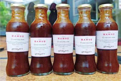 Mamou Steak Sauce (350mL)