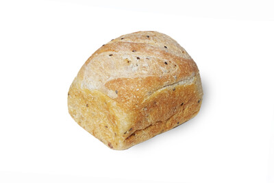 Chuck's Deli + Bakery Fresh Frozen White Multigrain Loaf (500g)