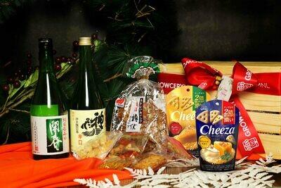 Sakê & Japanese Snacks