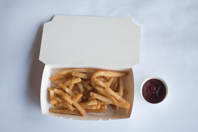 Hotdog Sandwich + Large Fries