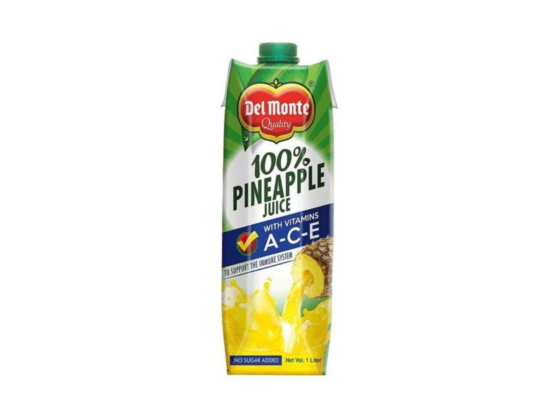 Del Monte Pineapple Juice (1L)