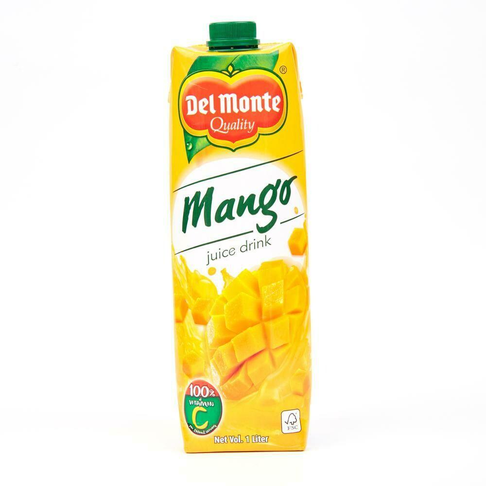 Del Monte Mango Juice (1L)