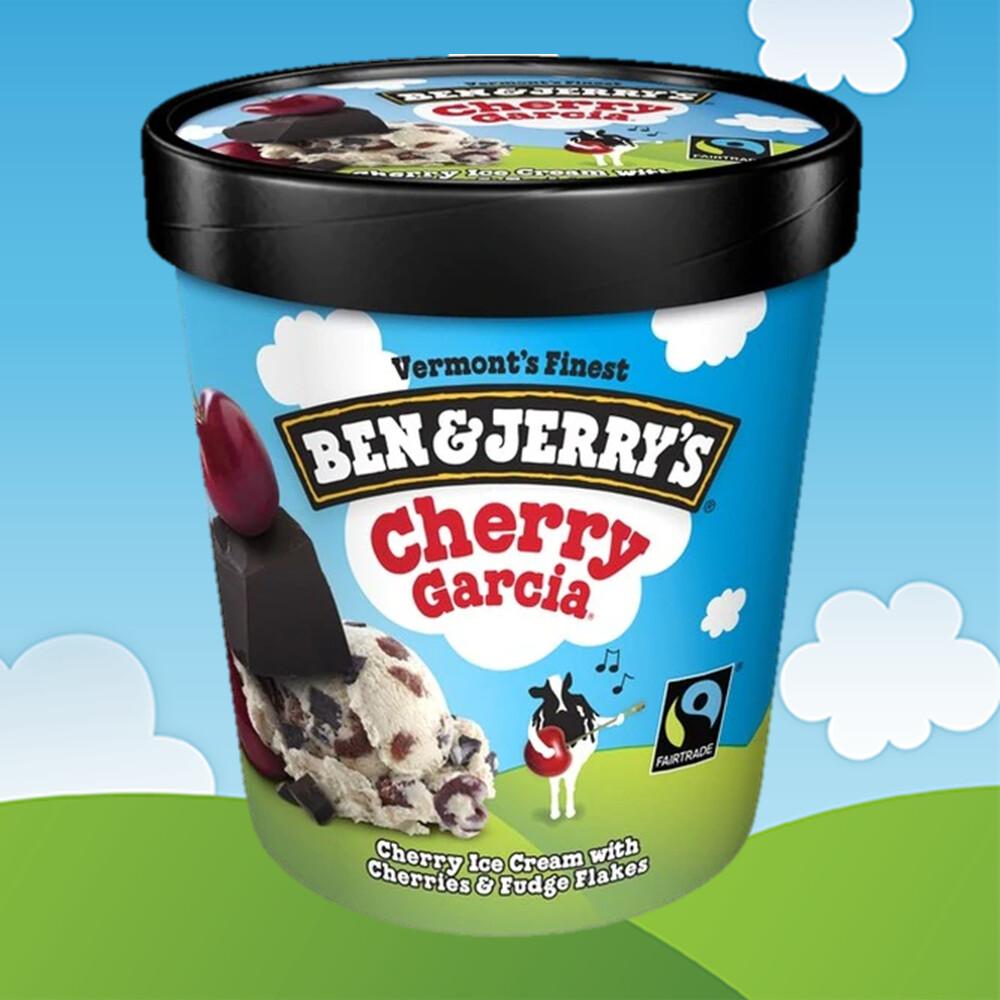 Ben & Jerry's Cherry Garcia