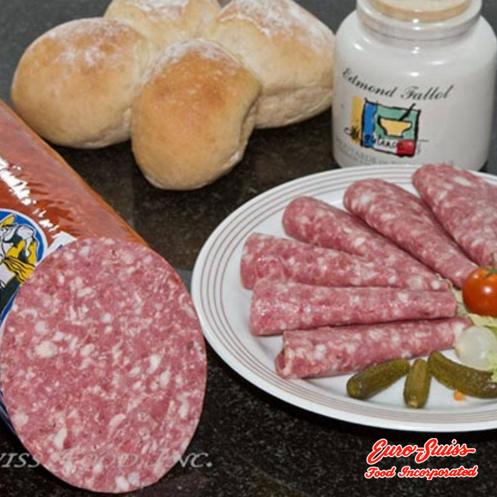 Euro-Swiss Florentiner Smoked Cold Cuts 200g