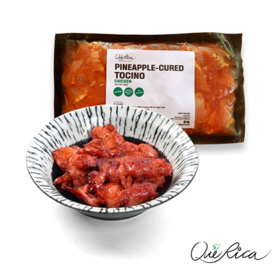 Que Rica Pineapple Cured Chicken Tocino 350g