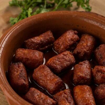 Tierra De España | Chistorra Garlic N' Spicy