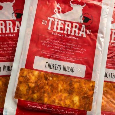 Tierra De España | Chorizo Hubad