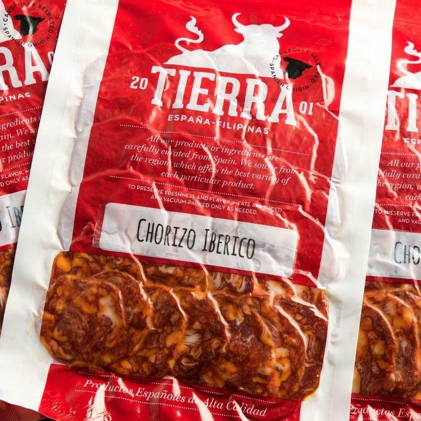 Tierra De España | Chorizo Iberico