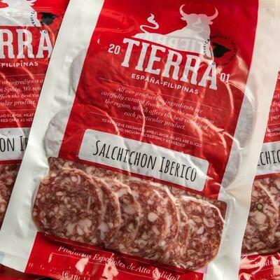 Tierra De España | Salchichon Iberico