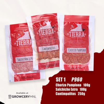 Tierra de España | Gift Set 1