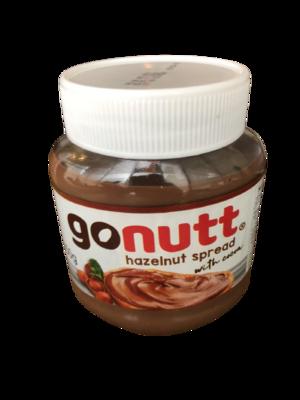 GONUTT Hazelnut Spread with Cocoa