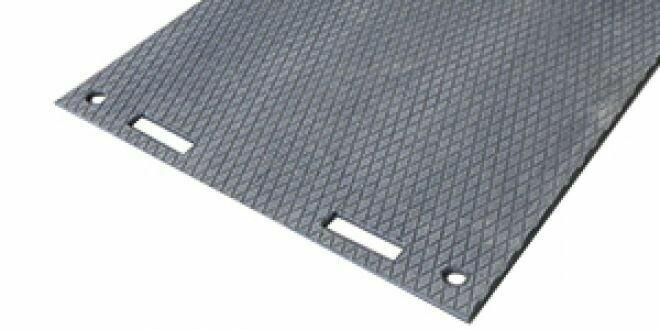 Plaque de roulage Ecomat 1500 x 1000 x 12 mm