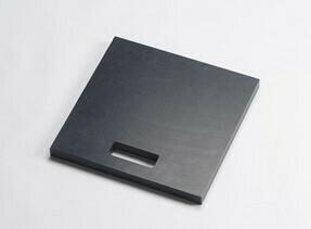 Plaque de stabilisation 400 x 400 x 50 mm