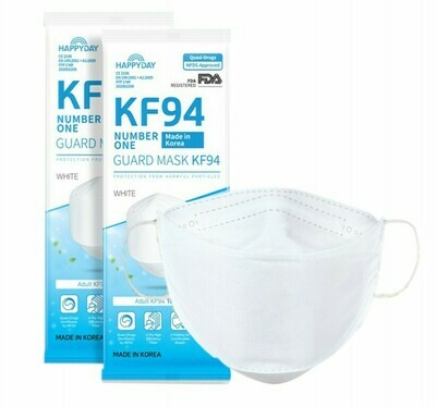 HappyDayMask-KF-94 FDA, CE (Korea)