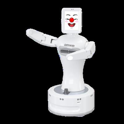 SILBOT, a dementia prevention robot