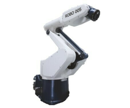 Industrial 6-axis articulated robot (Payload 5kg)