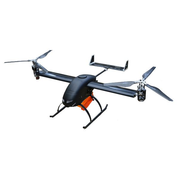 AED high-speed delivery drone