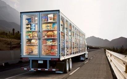Cold Storage Truck