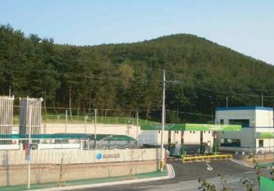 LCNG Station