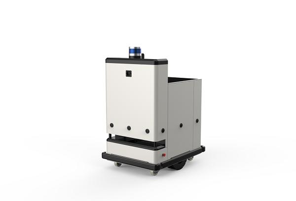 Self-driving logistics robot Cargo 100