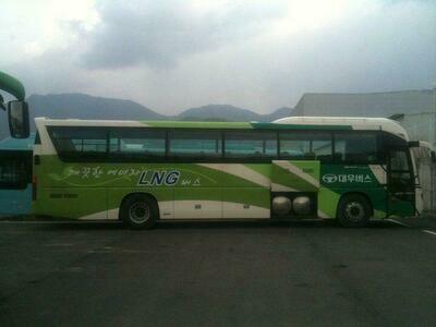 LNG Bus
